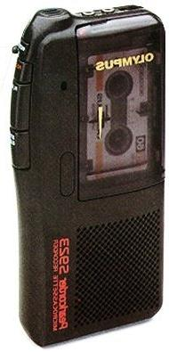 Olympus Pearlcorder S923 Microcassette Recorder