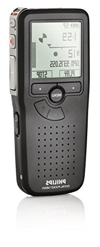 Pocket Memo 9375 Digital Dictation Recorder, 2Gb