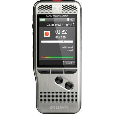 pocket memo voice recorder dpm6000 01