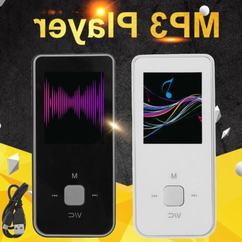 Player LCD FM Radio Video Voice Recorder