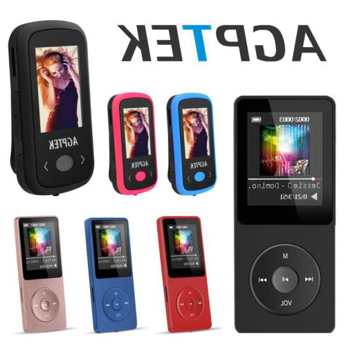 portable mp3 music player with fm lossless