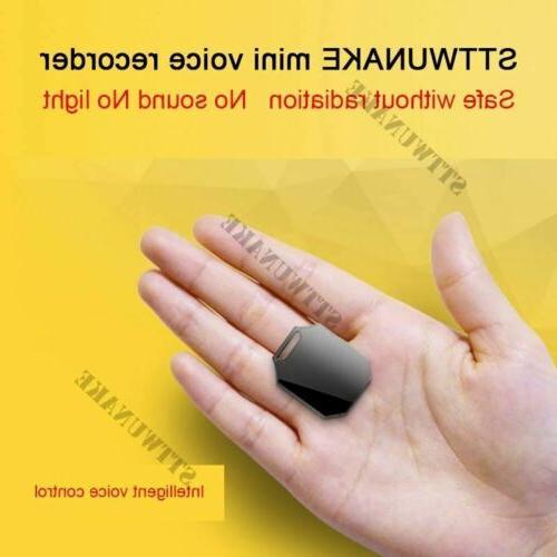 professional digital hd mini hidden voice recorder