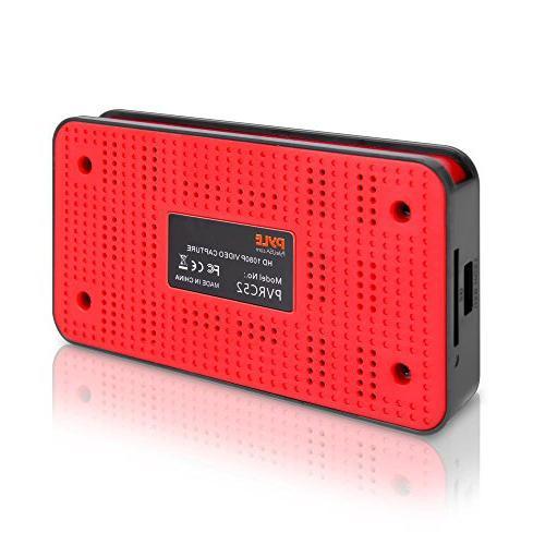 Pyle PVRC52.5 External Capture System HD 1080p