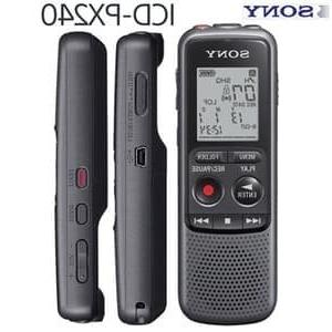 Sony PX MP3 Voice IC Recorder Stereo Microphone