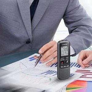 Sony Series MP3 Digital Voice Recorder Built-In Microphone