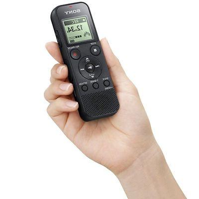 Sony PX370 Voice Dictation Recorder + Built-in Battery
