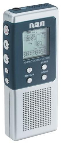 RCA RP5010 Digital Voice Recorder