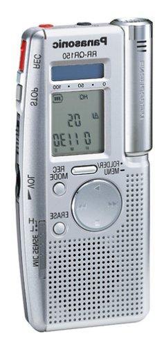 Panasonic RR-QR150 IC Digtal Voice Recorder