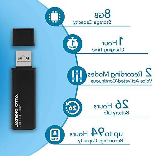 Slim Voice – | 26 | Easy to Memory | lightREC by aTTo Digital