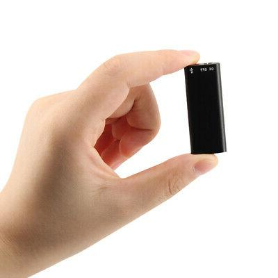 Small Covert Recording Device Mini Audio