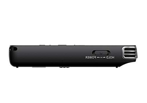 Sony Series Built-in Mic and USB, microSD Slot to GB to Expand Memory, Adjustable Range, A Mic