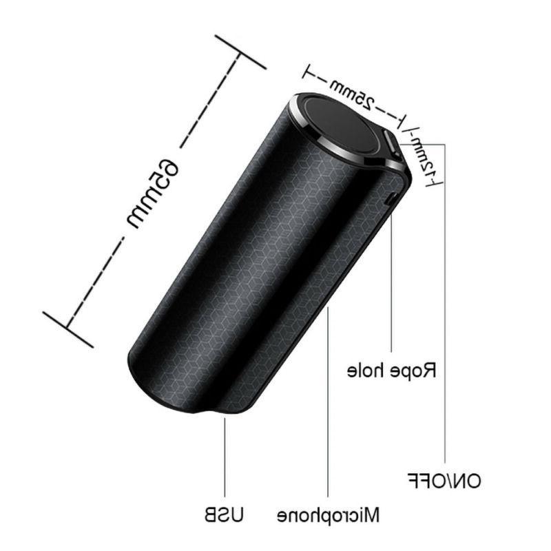 16G Spy Recording Voice Mini Magnetic