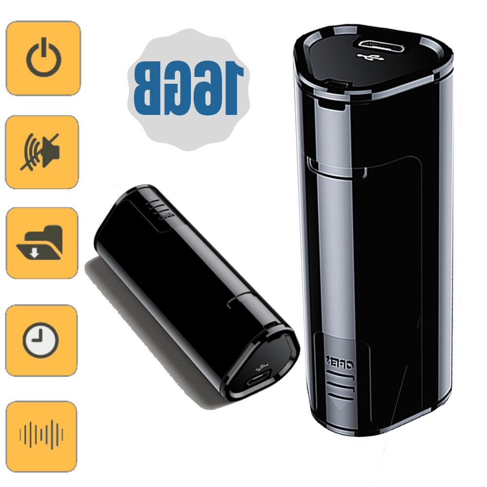 spy hidden digital voice activated recorder audio