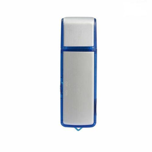 SPY Mini 8/16/32GB USB Disk Digital Audio Recorder US