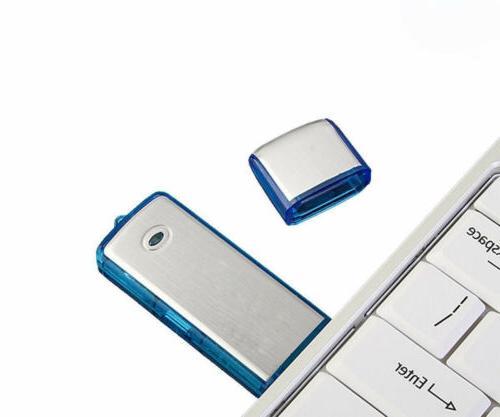 SPY Disk Pen Drive Digital Audio US