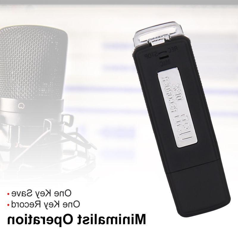 USB Recorder Small Recording 180H