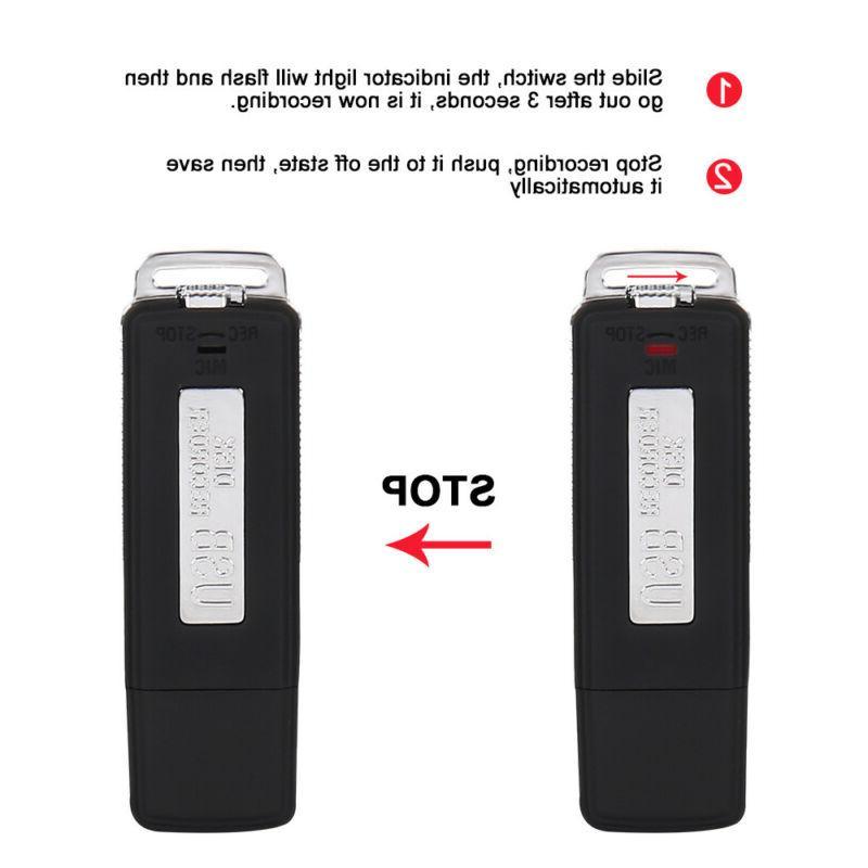 USB Mini Digital 16GB 180H