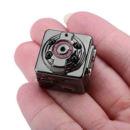 SQ8 High Definition Camera TF Card Voice Recorder Vision DV Car DVR