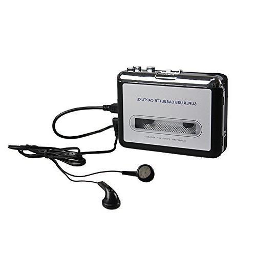 tape super portable usb cassette