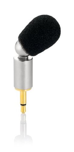 Philips Usa Plug-In Microphone 9171 For Digital Voice Record