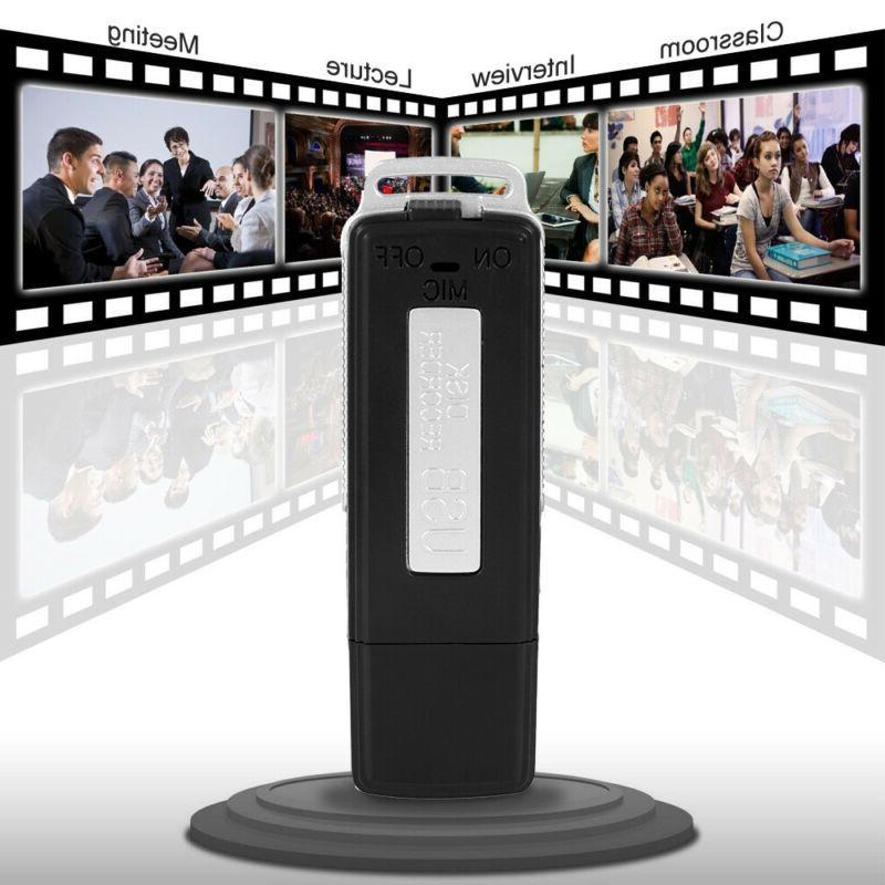 USB Digital Small Audio Recording 180H