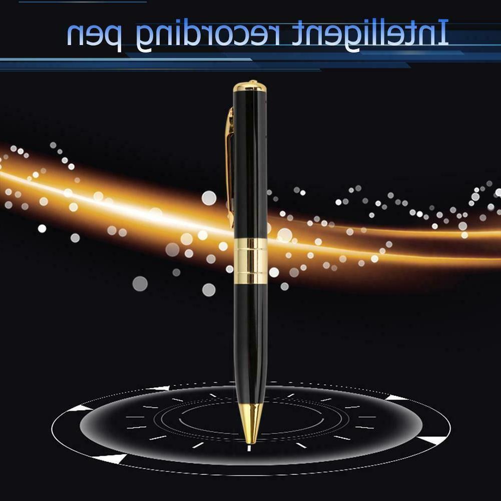 Voice Recorder Pen HD 32GB Recording Noise Reduction Audio R
