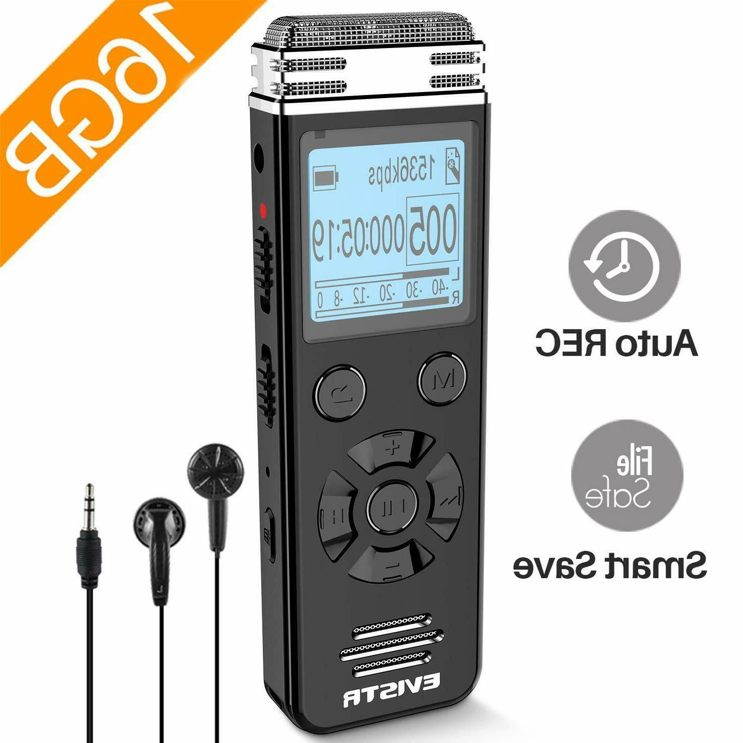 v508 16gb digital voice recorder for lectures