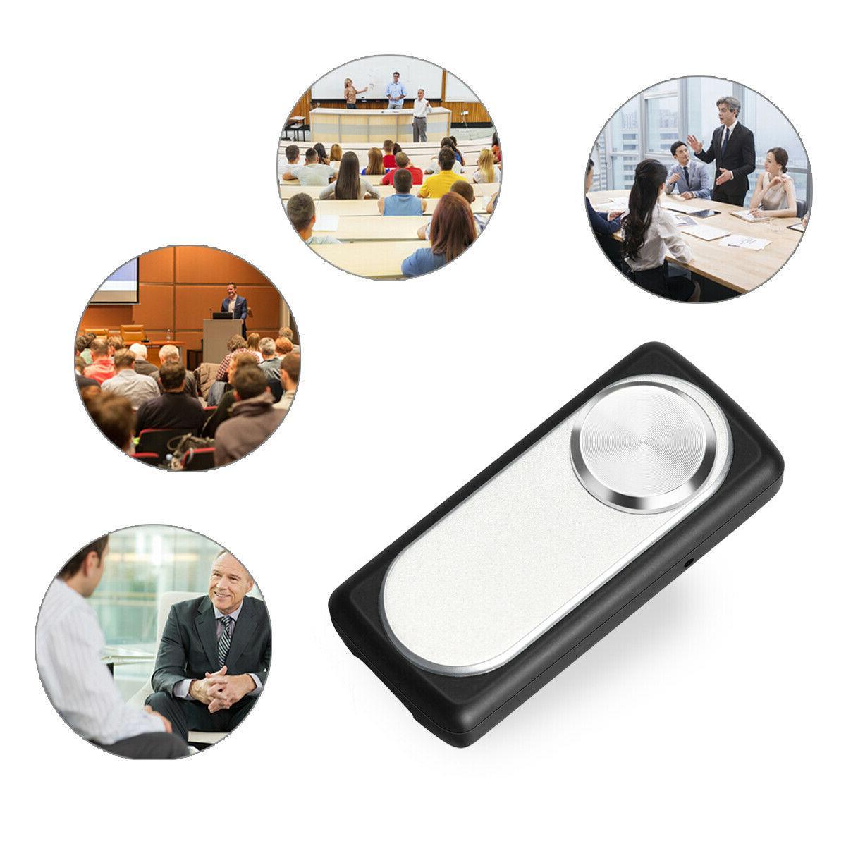 voice Recorder Mini Spy 120H shipping