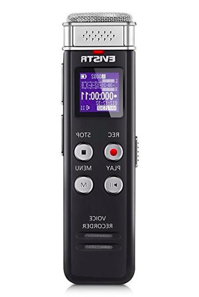 voice recorder 8gb digital audio