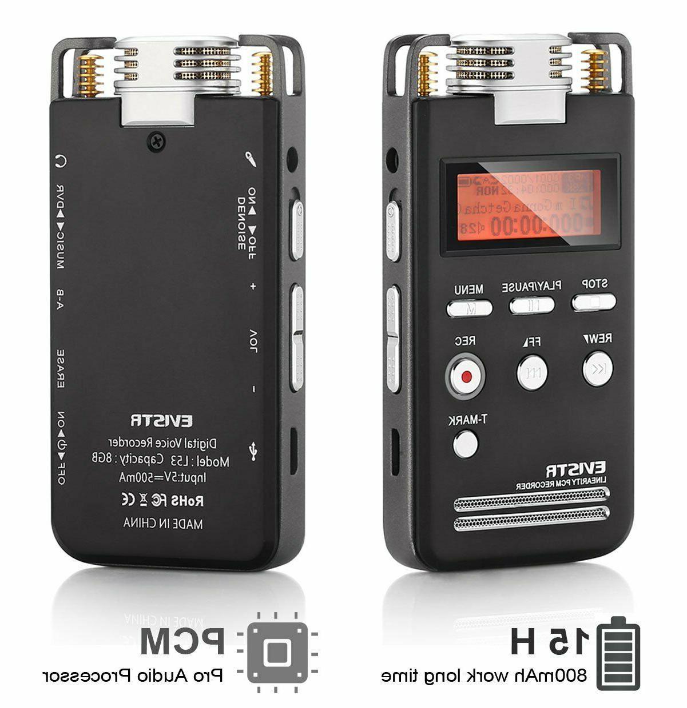 Voice 8GB PCM 1536K Clear Audio