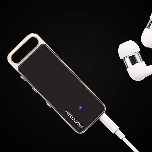 Digital Recorder, 8GB MP3 - Mini USB Sound Recorder VR002