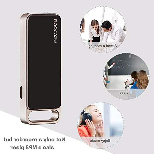 Digital 8GB Audio Recorder MP3 USB VR002