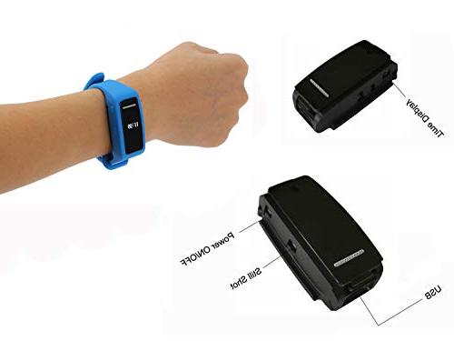 8GB Digital Voice Recorder Wristband Watch USB Sound Recording Dictaphone Lecture & Playback by Specker