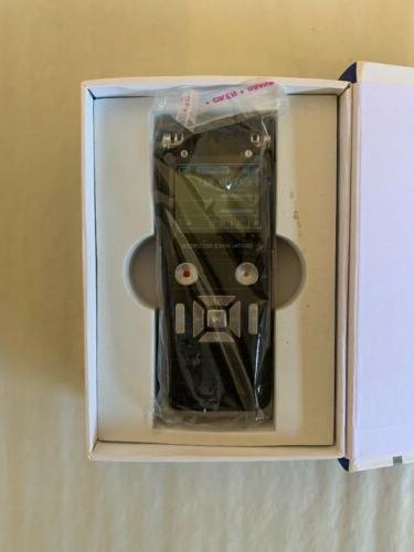 voice recorders eivotor 8gb digital audio sound
