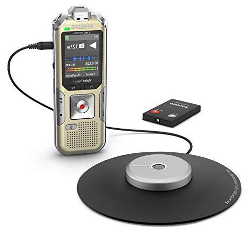 voice tracer dvt8010 recorder