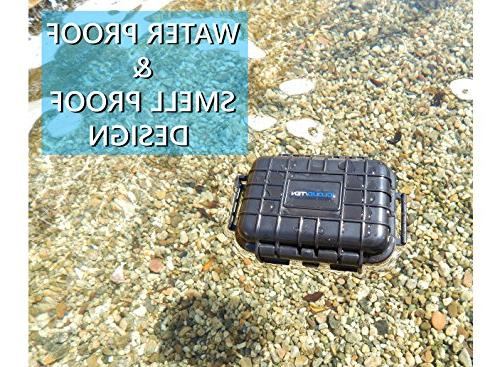 CASEMATIX Waterproof Recorder L57, Yemenren R3 Recorder – Holds Dictaphone 4 Inches with and Cable