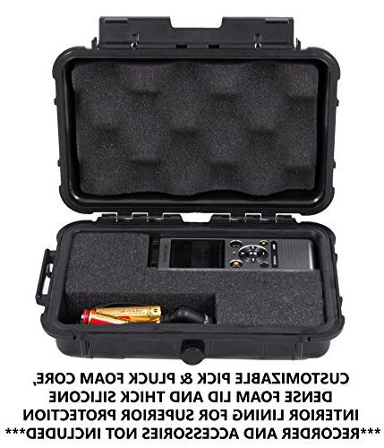 CASEMATIX Waterproof Voice Hard Digital VP-10 / VN-722PC VN-721PC / / WS-821 WS-822 WS-823 / and Accessories