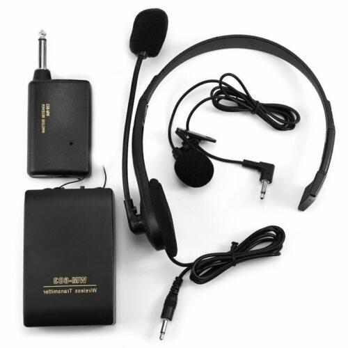 Wireless Headset Speech w/ Loudly