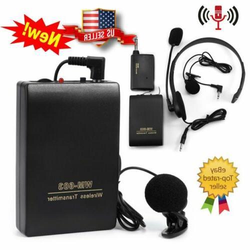 wireless microphone headset meeting speech marketing clip