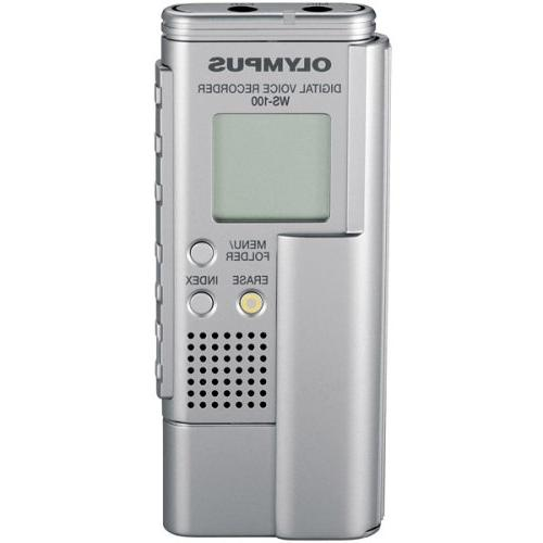 ws 100 voice recorder