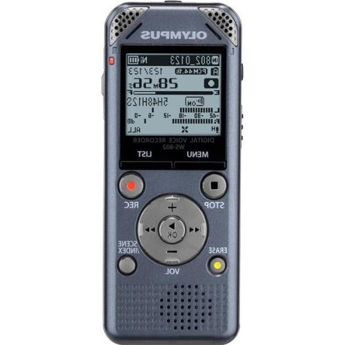 ws 802 voice recorder