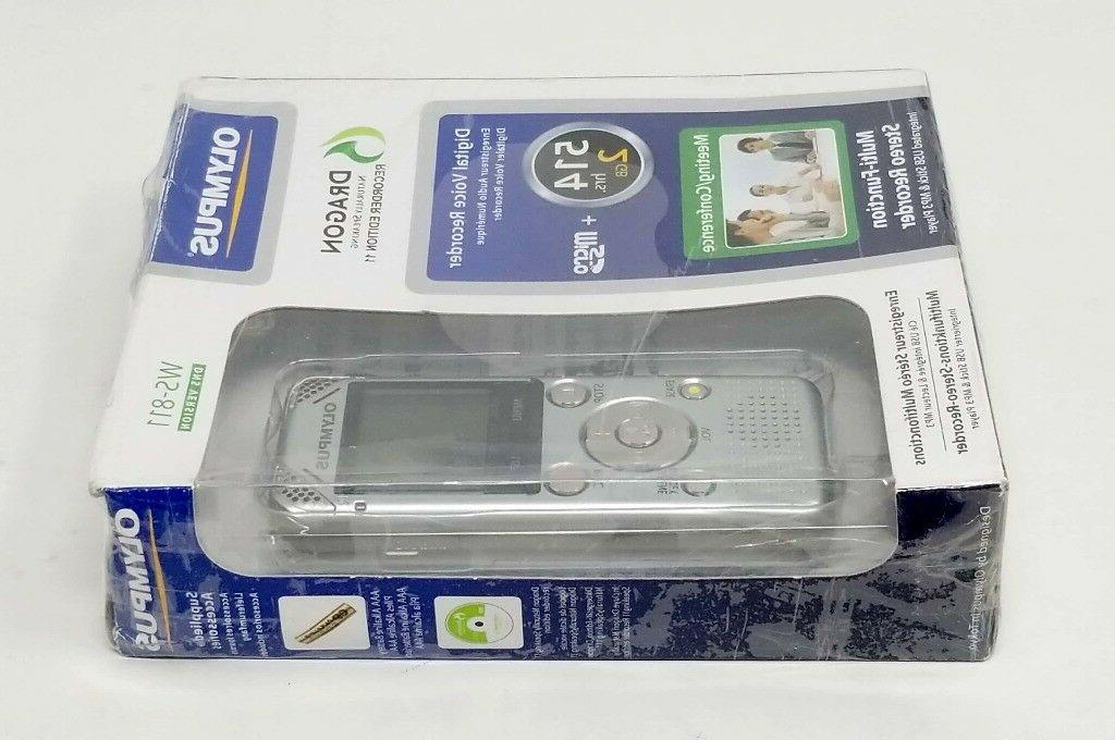 Olympus 2GB Digital – SILVER/VINTAGE