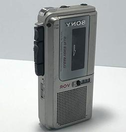Sony M-570V MicroCassette Recorder Newly Refurbished