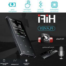 M350 8GB Sports Bluetooth Hifi MP3 MP4 Music Player FM Radio