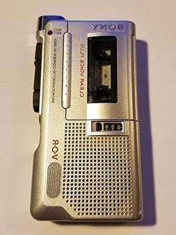 Sony Microcassette Recorder M-560V Handheld Voice Recorder W