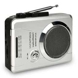 DIGITNOW!AM/FM Portable Pocket Radio and Voice Audio Cassett