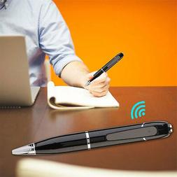 NEW WIFI HD audio Digital voice recorder IN A Pen covert hid