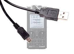 DURAGADGET Mini USB Digital Data Sync Cable for Roland R26 P