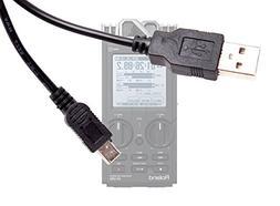 DURAGADGET Mini USB Digital Data Sync Cable for Roland R26 P