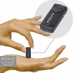 Mini Voice Recorder - Voice Activated Recordings - 20 Hours